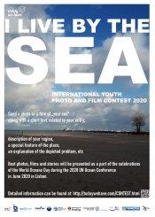 Międzynarodowy konkurs fotograficzno-filmowy I LIVE BY THE SEA 2020 (pol. Mieszkam nad Morzem)