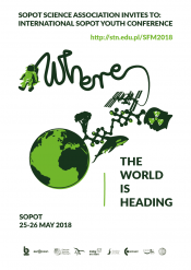 "International Sopot Youth Conference 2018 entitled:""Where the World is Heading"""