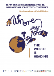 "International Sopot Youth Conference ""Where the World is Heading"" 2020"